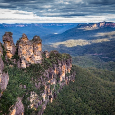 Three sisters, NSW